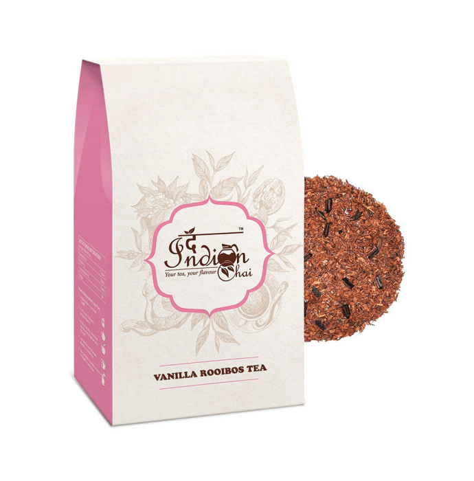 The Indian Chai Vanilla Rooibos Tea