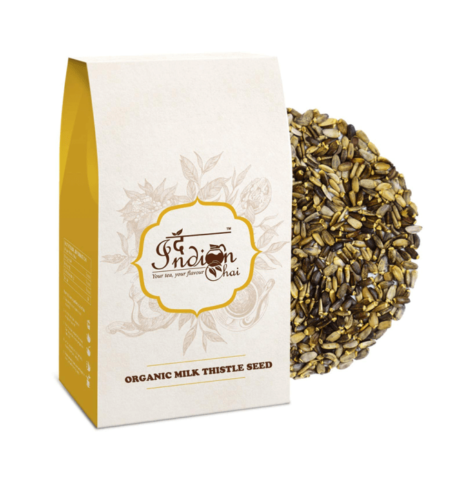 The Indian Chai Organic Milk Thistle Seed
