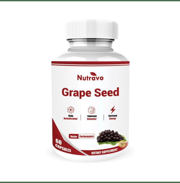 Nutravo Grape Seed Extract Capsule