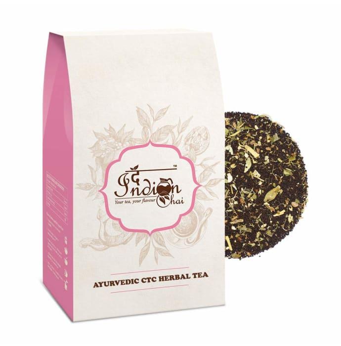 The Indian Chai Ayurvedic CTC Herbal Tea