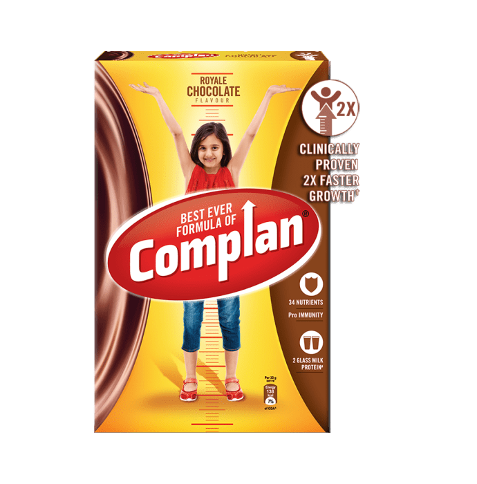 Complan Refill Powder Royale Chocolate