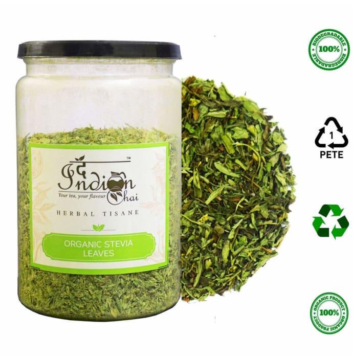 The Indian Chai Organic Stevia Leaves