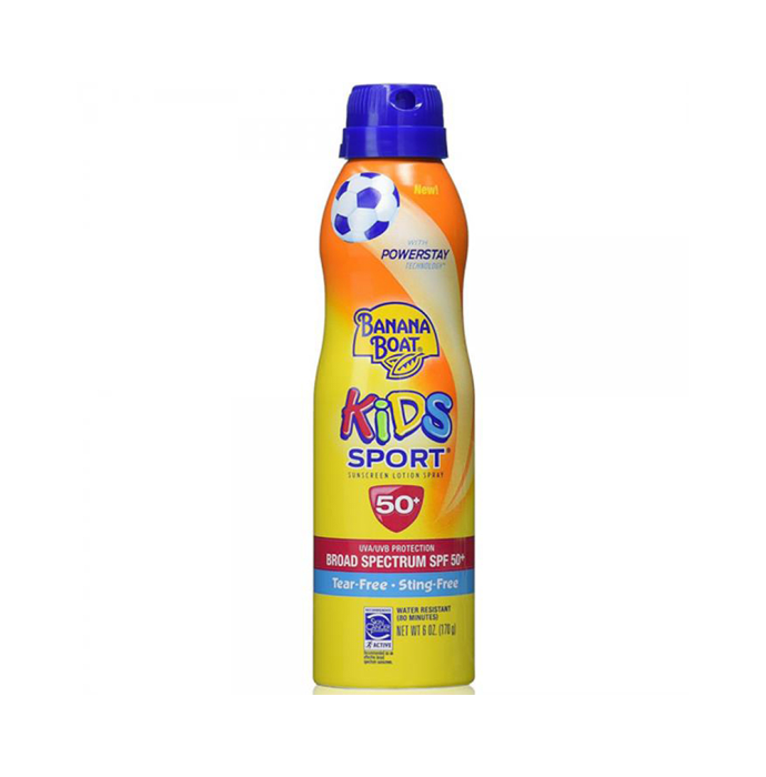 Banana Boat Kids Sport Sunscreen Lotion Spray SPF 50Plus