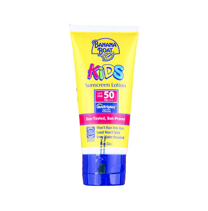 Banana Boat Kids Sunscreen Lotion SPF 50