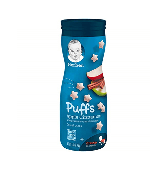 Gerber Puffs Apple Cinnamon