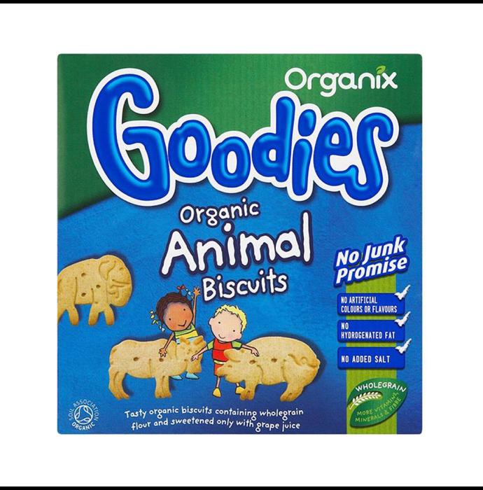 Organix Goodies Farm Animal Biscuits