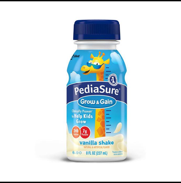 PediaSure Grow & Gain Shake Vanilla