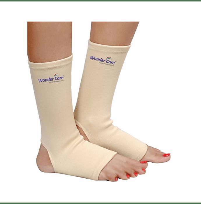 Wonder Care K102 Stretchable Ankle Support Brace L