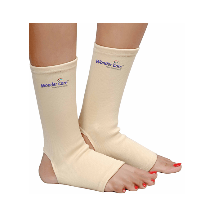 Wonder Care K102 Stretchable Ankle Support Brace XL