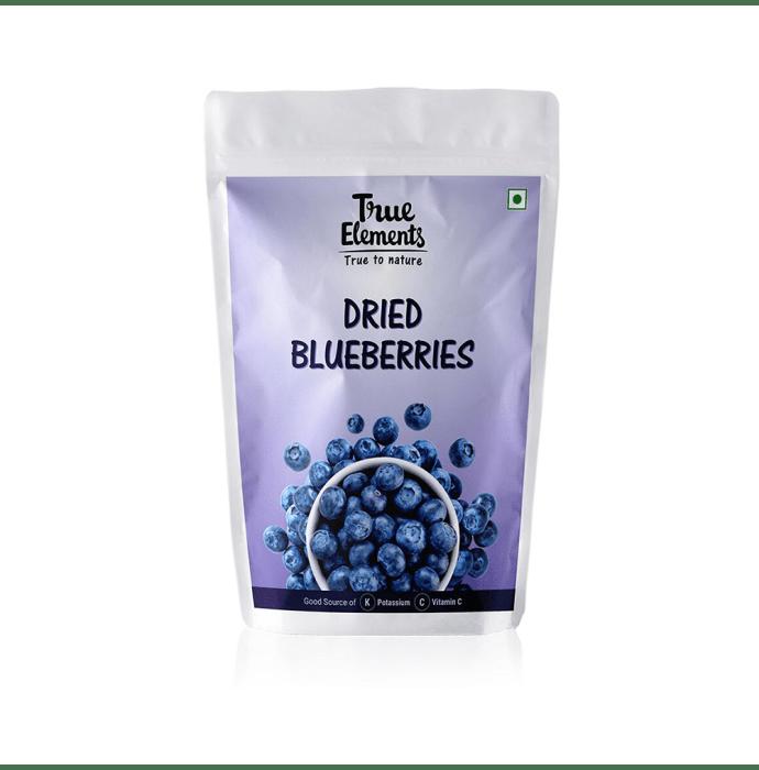 True Elements Dried Blueberries