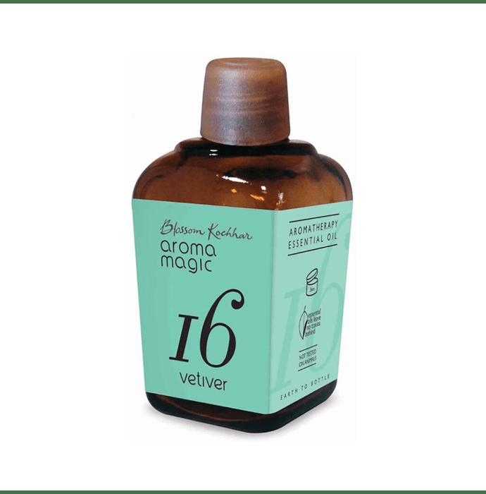 Aroma Magic Essential Oil Vetiver