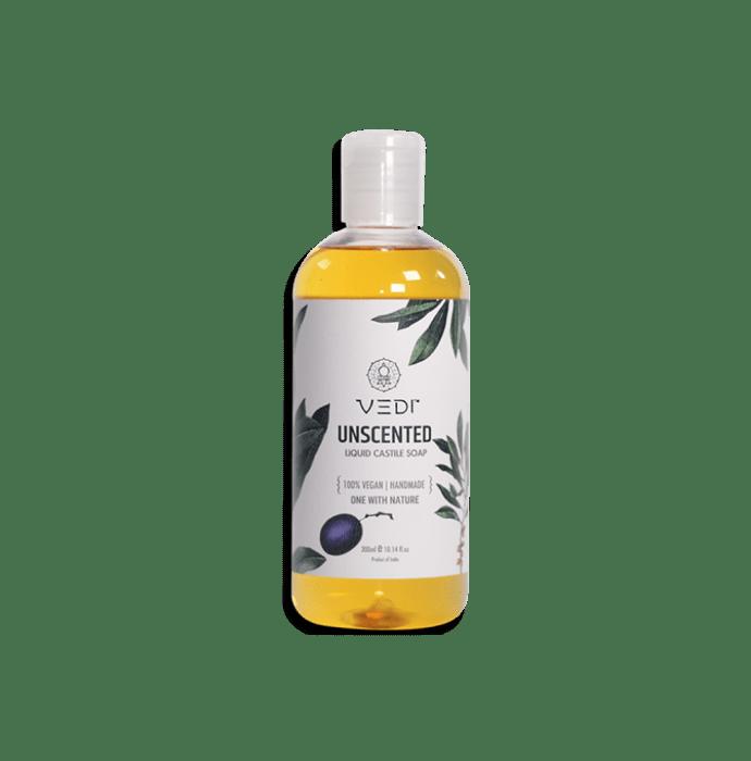 Vedi Liquid Castile Soap Unscented