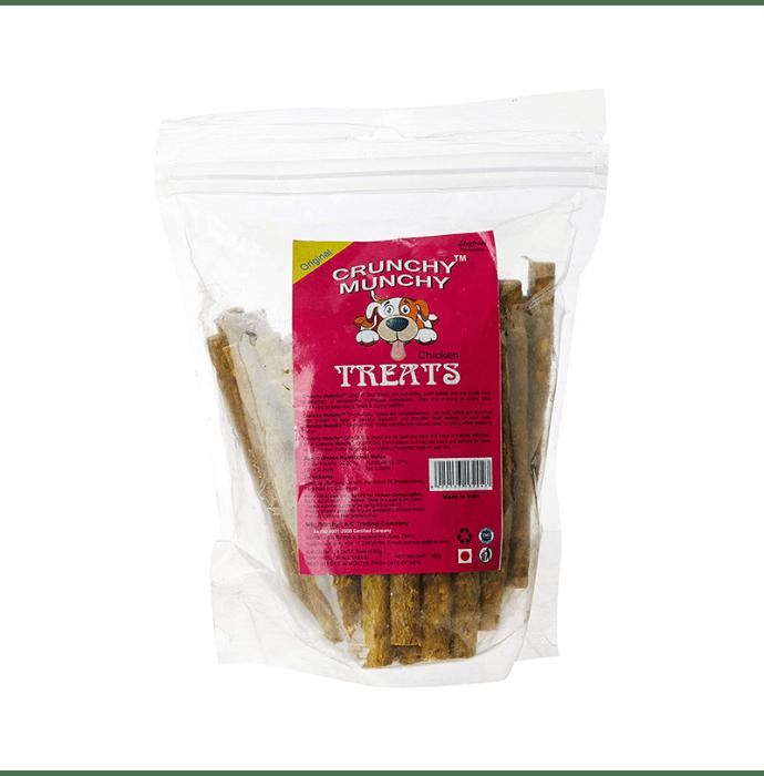 Choostix Crunchy Munchy Treats Chicken Flavour Pack of 2
