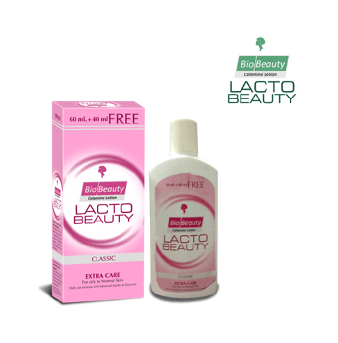 Bio Beauty Lacto Beauty Calamine Lotion Classic Pack of 2