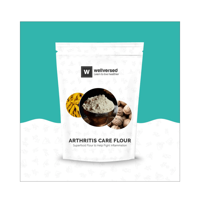 Wellversed Arthritis Care Flour