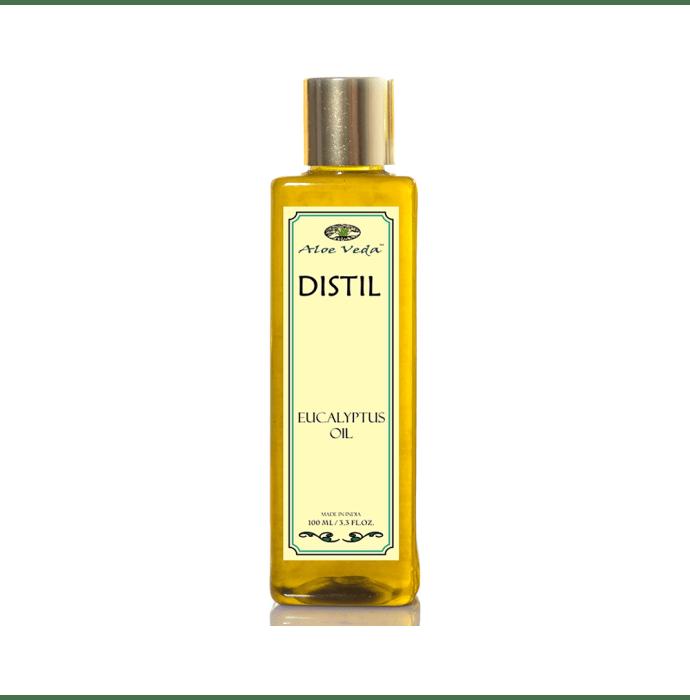 Aloe Veda Distil Eucalyptus Oil