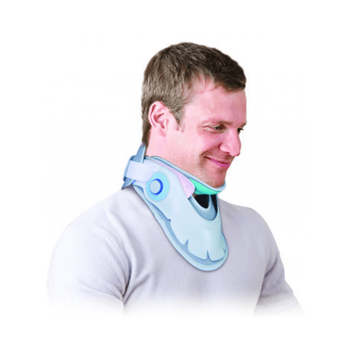 Health Point OH-024 Easy Cervical Collar with Height Adjustment Free Size
