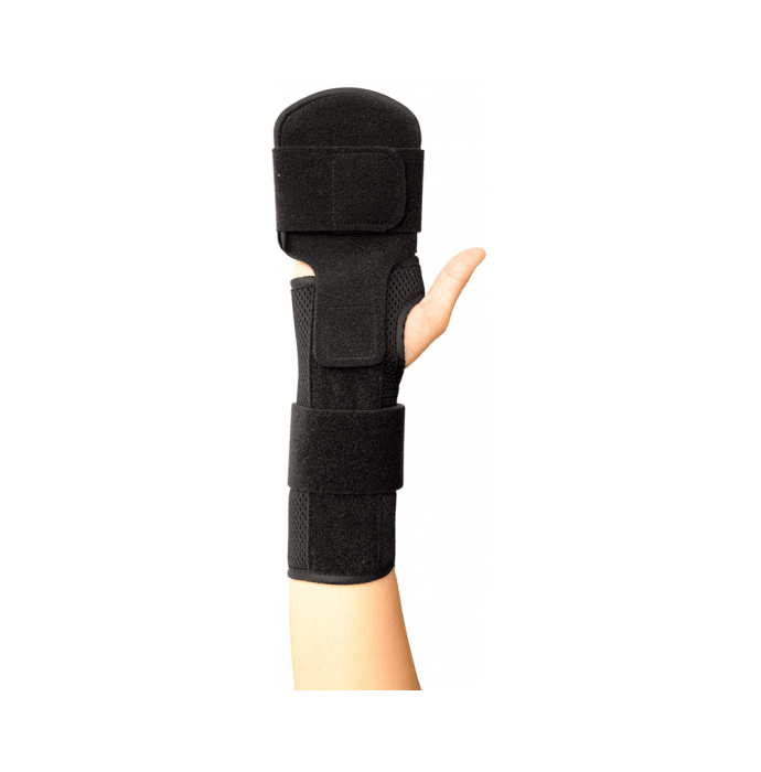 Health Point EH-369 Hand & Wrist Splint with Breathable Lamination Fabric S