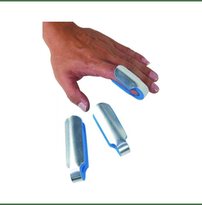 Health Point OO-154 Fold Over Finger Splint L