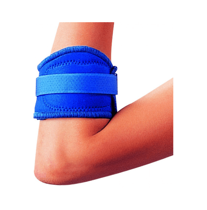 Health Point NS-206 Tennis Elbow With Gel Pad Free Size