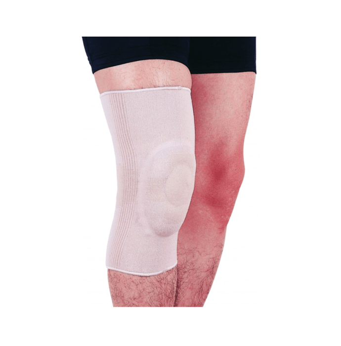Health Point ES-710 Comfort Knee Support with Gel Pad (Tactel) M