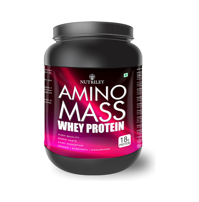 Nutriley Amino Mass Whey Protein Chocolate