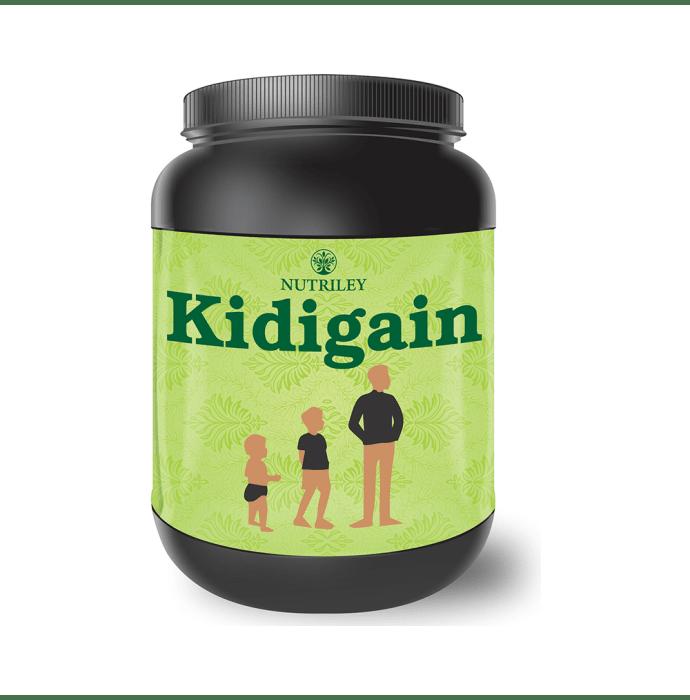 Nutriley Kidigain Powder Kesar Pista Badam