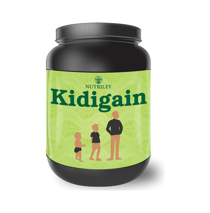 Nutriley Kidigain Powder Banana