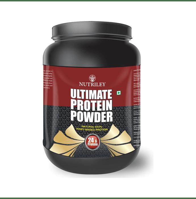 Nutriley Ultimate Protein Powder Kesar Pista Badam