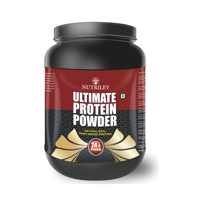 Nutriley Ultimate Protein Powder Strawberry