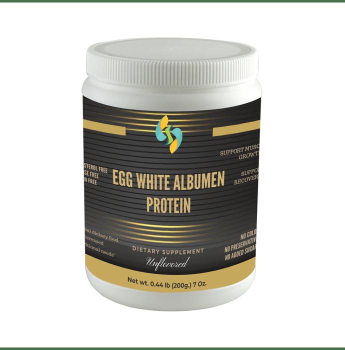 Sharrets Egg White Albumen Protein Powder Unflavoured