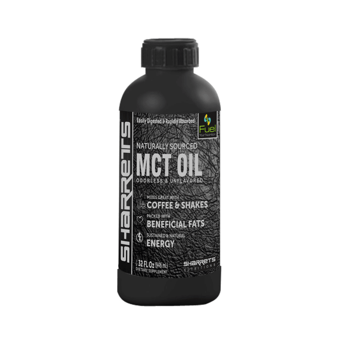 Sharrets MCT Oil Unflavoured