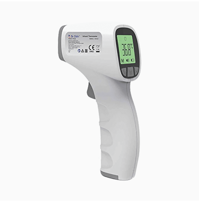Dr Odin JPD FR202 Multi Function Non-Contact Forehead Infrared Thermometer