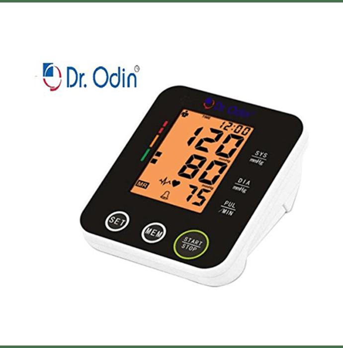 Dr Odin BSX516 Digital Blood Pressure Monitor Black