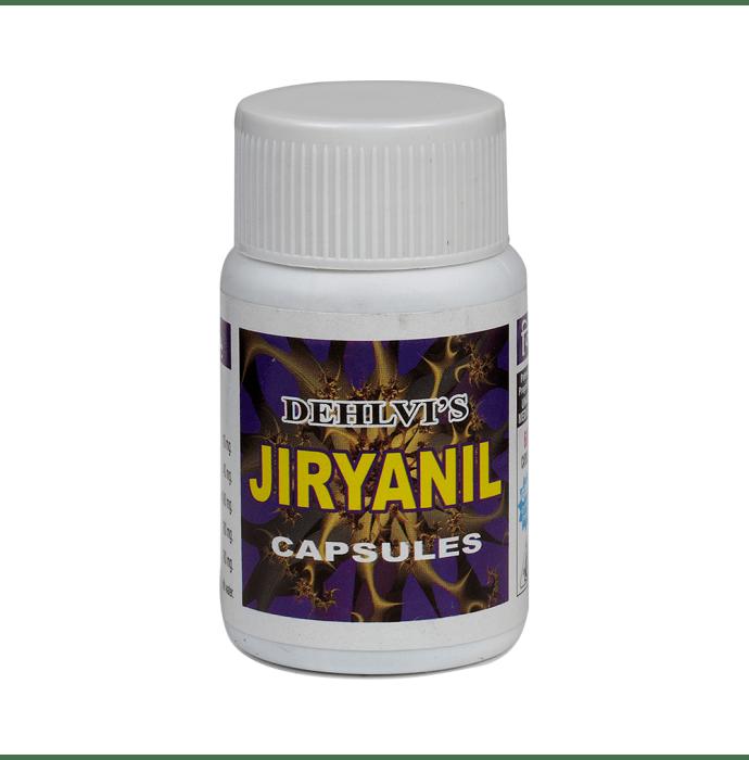 Dehlvi Jiryanil Capsule