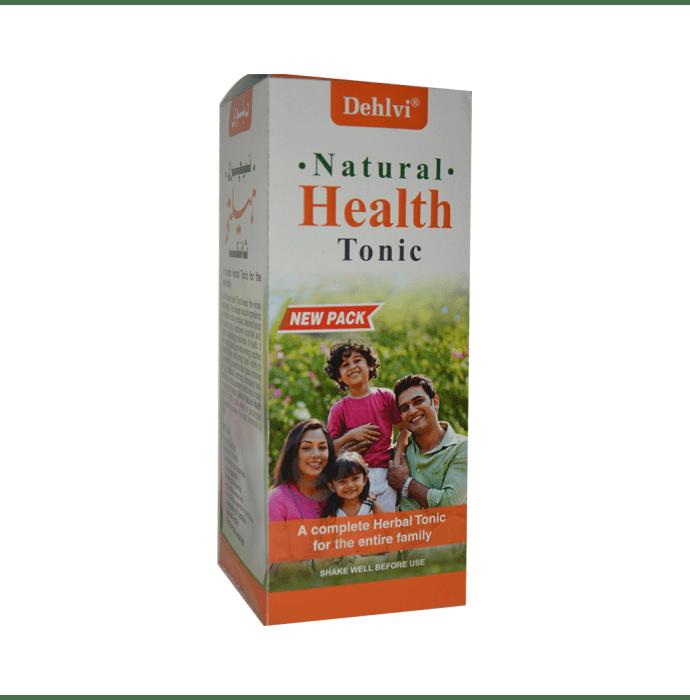 Dehlvi Naturals Natural Health Tonic