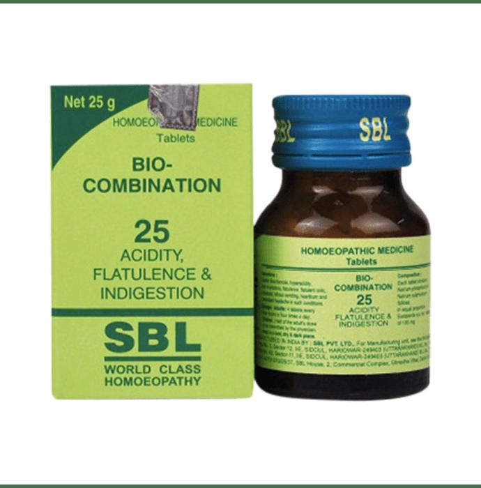 SBL Bio-Combination 25 Tablet