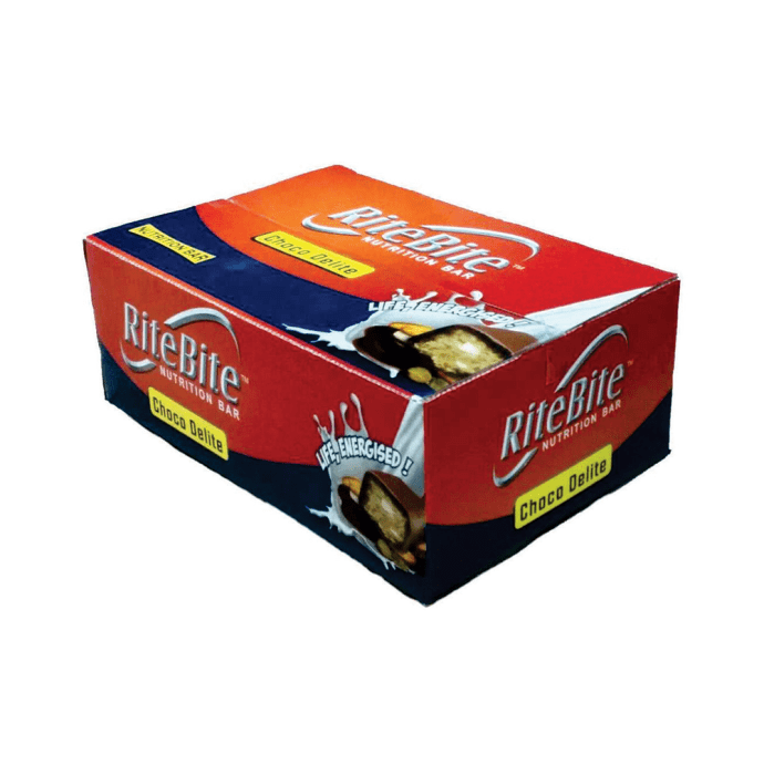 RiteBite Nutrition Bar Choco Delite