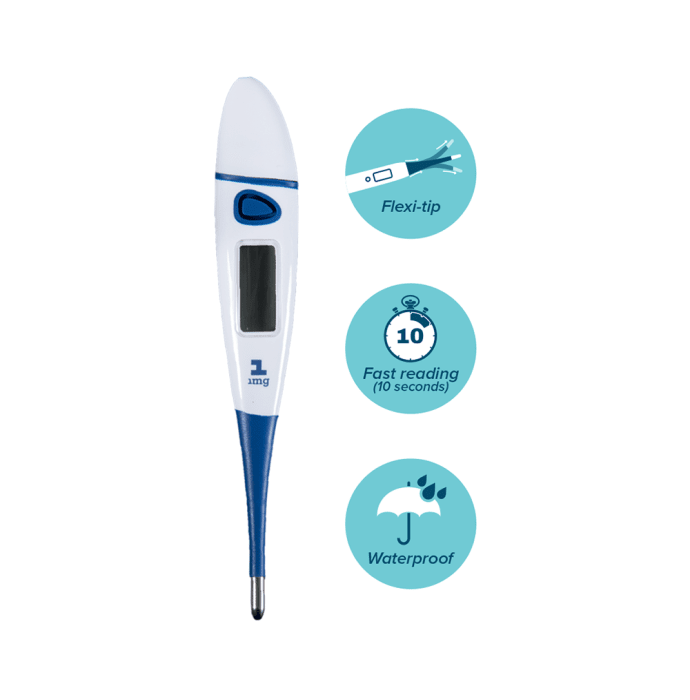 1mg Flexi-Tip Digital Thermometer