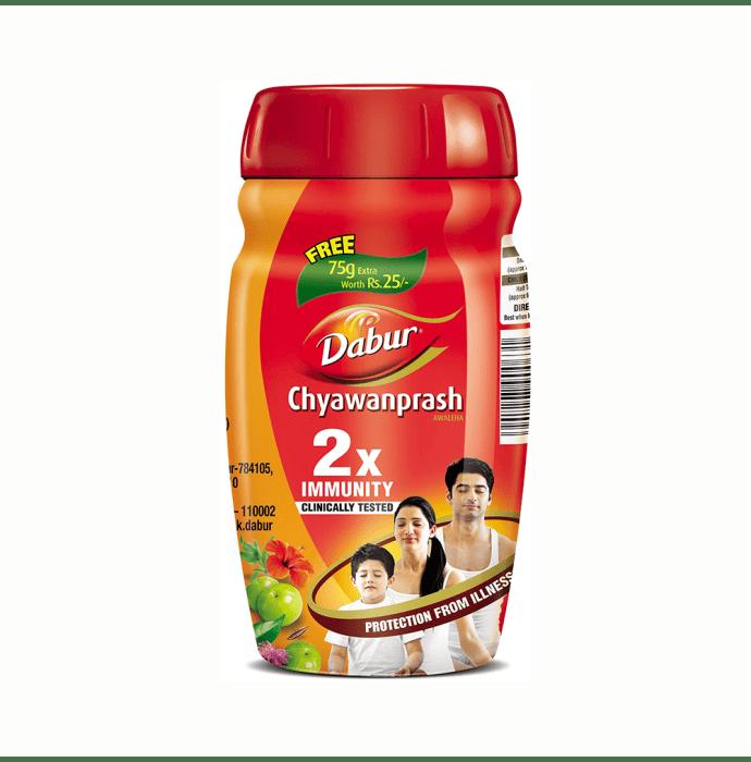 Dabur Chyawanprash 500gm + 75gm Extra