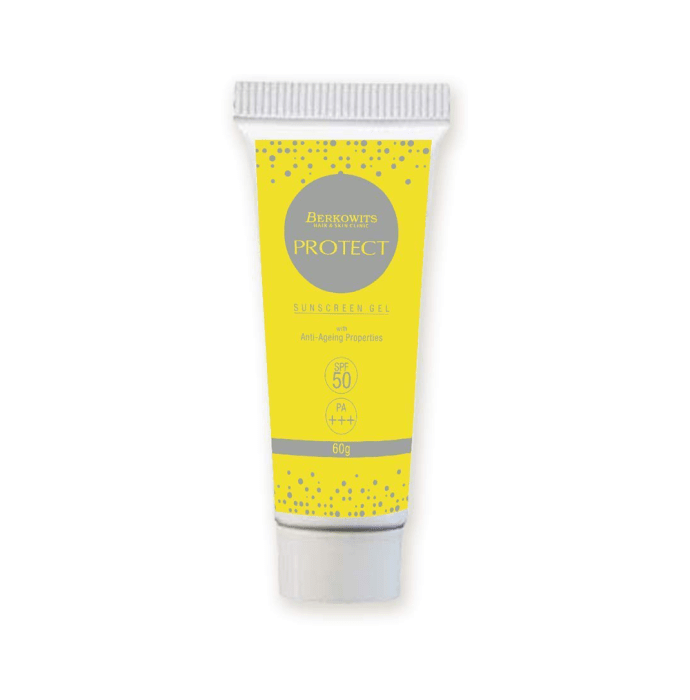 Berkowits Protect Sunscreen Gel SPF 50