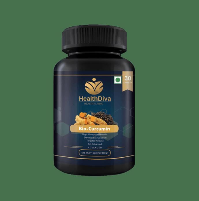 HealthDiva Bio-Curcumin Capsule