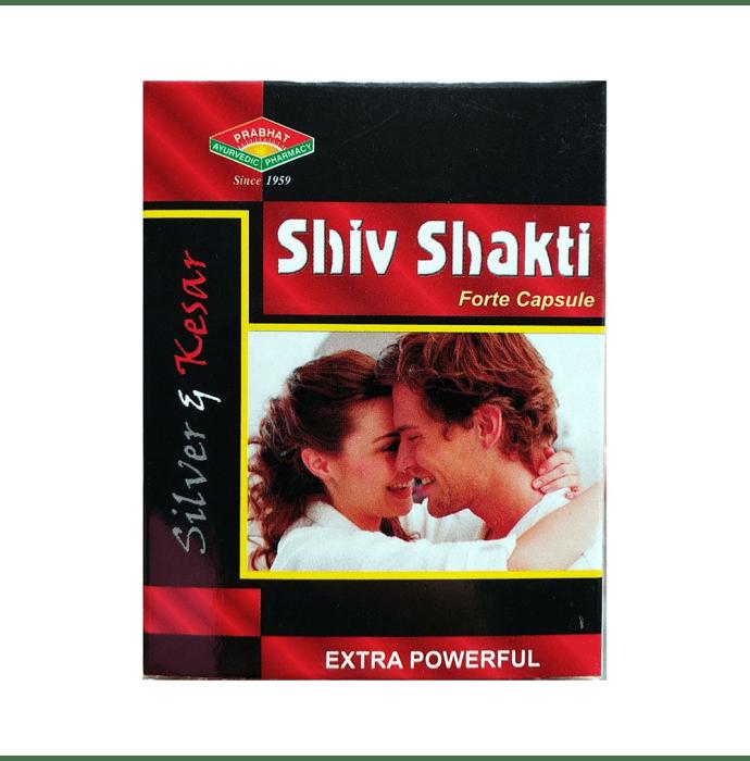Shiv Shakti Forte Capsule