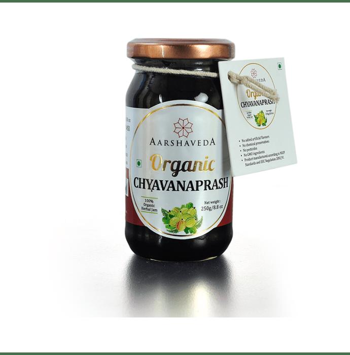 Aarshaveda Organic Chyavanaprash