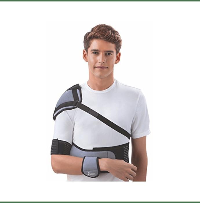 Dyna 1623 Elastic Shoulder Immobiliser L