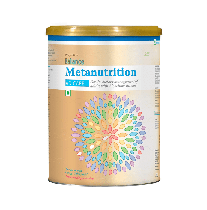 Pristine Balance Metanutrition AD Care Powder