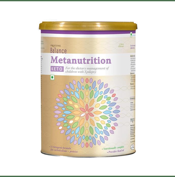 Pristine Balance Metanutrition Keto Powder