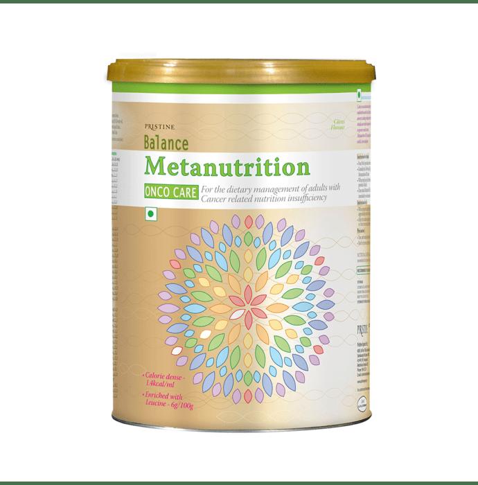 Pristine Balance Metanutrition Onco Care Powder