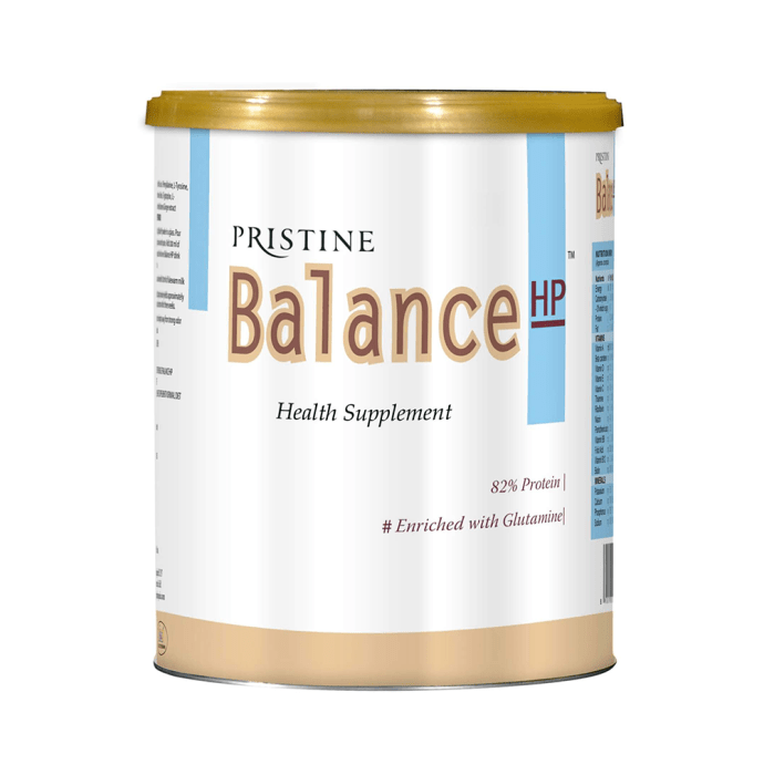 Pristine Balance HP Powder Vanilla
