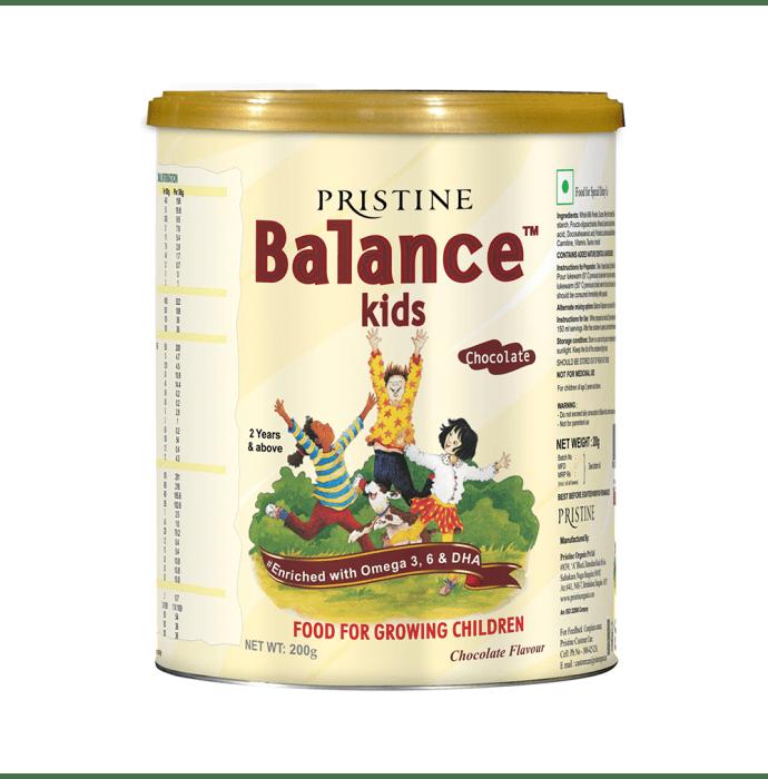 Pristine Balance Kids Powder Chocolate